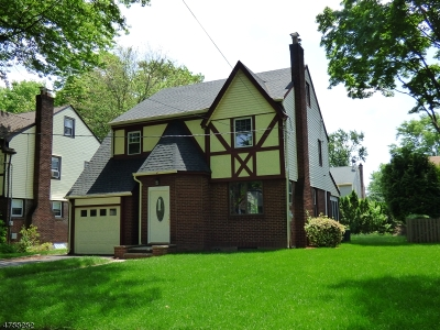 Bloomfield Twp. Single Family Home For Sale: 213 W Passaic Ave