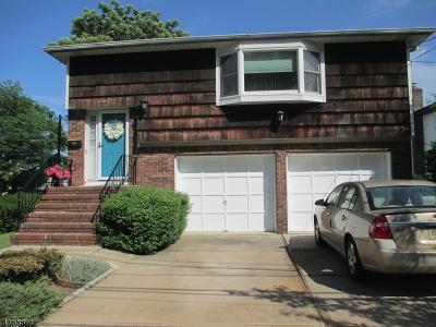 Roselle Park Boro Single Family Home For Sale: 218 Maple St