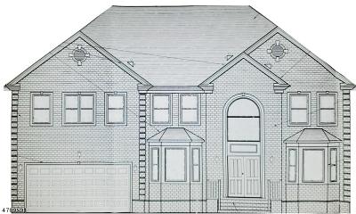 Edison Twp. Single Family Home For Sale: 2 Plenge Ct