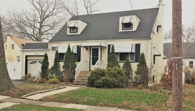 Roselle Boro Single Family Home For Sale: 334 E 6th Ave