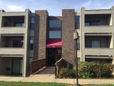 Nutley Twp. Condo/Townhouse For Sale: 1 River Rd #16-L