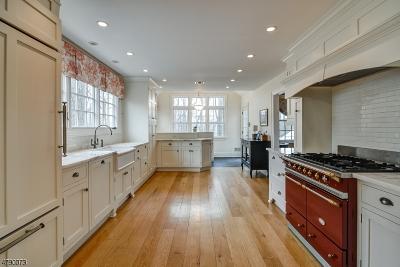Morris Twp. Single Family Home For Sale: 17 Lidgerwood Pl