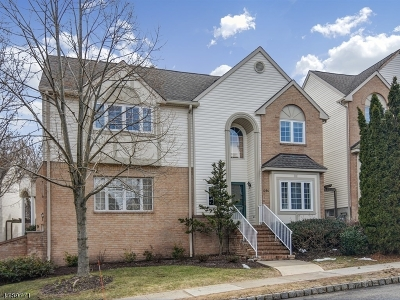 West Orange Twp. Condo/Townhouse For Sale: 1090 Smith Manor Blvd