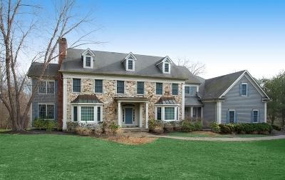 Bernards Twp. Single Family Home For Sale: 14 Royal Oak Dr