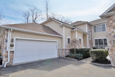 West Orange Twp. Condo/Townhouse For Sale: 18 Boland Dr