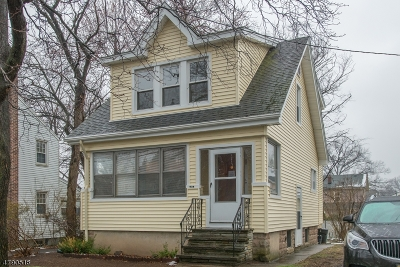 Bloomfield Twp. Single Family Home For Sale: 636 E Passaic Ave
