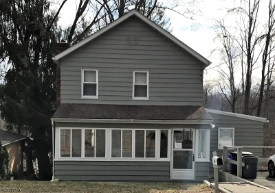 Randolph Twp. Single Family Home For Sale: 150 Millbrook Ave