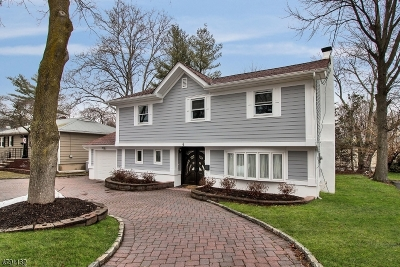 Livingston Twp. Single Family Home For Sale: 6 Greenwood Ct