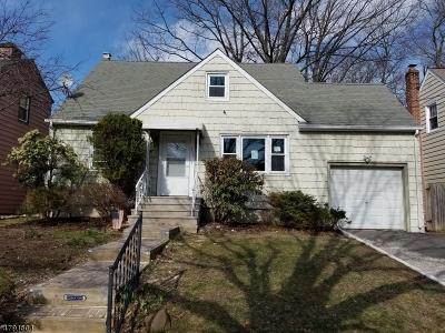 ROSELLE Single Family Home For Sale: 523 Hory St