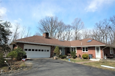 WATCHUNG Single Family Home For Sale: 52 Johanna Ln