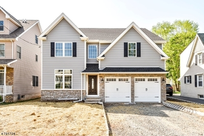 Scotch Plains Twp. Single Family Home For Sale: 2043 Prospect Ave