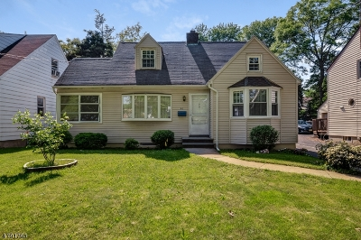 Springfield Twp. Single Family Home For Sale: 90 Meisel Ave
