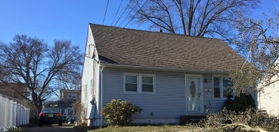 Clark Twp. Single Family Home For Sale: 52 Hutchinson St