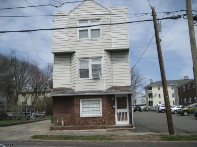 Nutley Twp. Multi Family Home For Sale: 10 Wilson St