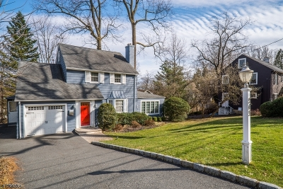 Montclair Twp. Single Family Home For Sale: 565 Highland Ave