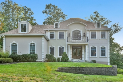 West Orange Twp. Single Family Home For Sale: 92 Old Indian Rd