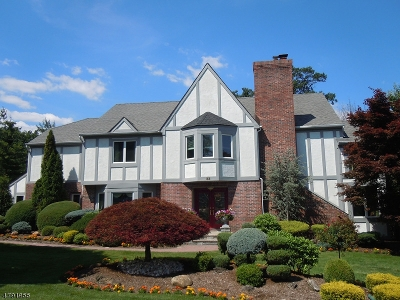West Orange Twp. Single Family Home For Sale: 33 Cunningham Dr