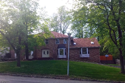 Parsippany-Troy Hills Twp. Single Family Home For Sale: 86 S Powder Mill Rd