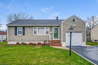 Springfield Twp. Single Family Home For Sale: 86 Mapes Ave