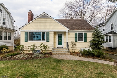 Summit City Single Family Home For Sale: 34 Lewis Ave