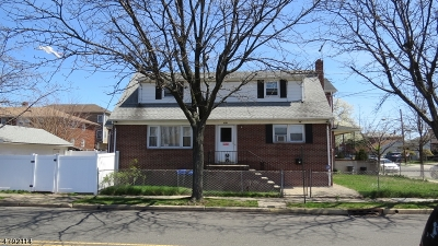 Union County Single Family Home For Sale: 439-441 Spencer St