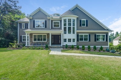 Chatham Twp. Single Family Home For Sale: 180 Noe Ave