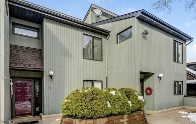 Maplewood Twp. Condo/Townhouse For Sale: 14 Highland Pl, C000g #G