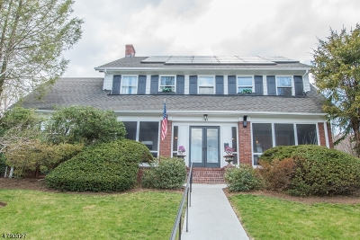 Montclair Twp. Single Family Home For Sale: 112 N Mountain Ave
