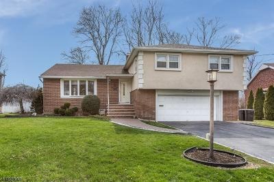 Clifton City, Passaic City Single Family Home For Sale: 35 Vincent Dr