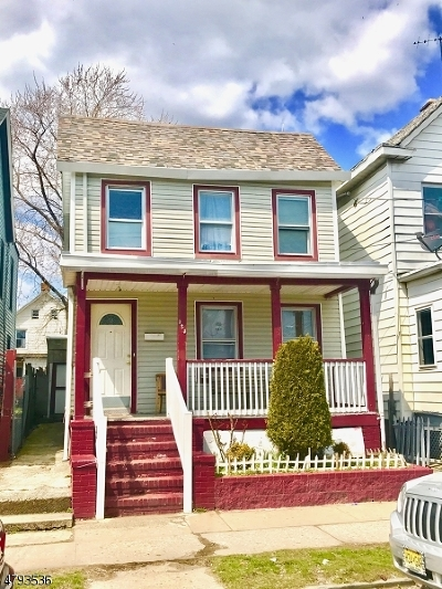 Perth Amboy City Single Family Home For Sale: 323 Prospect Street