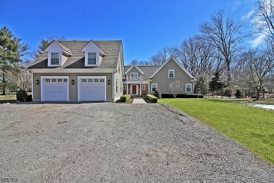 Bedminster Twp. Single Family Home For Sale: 16 Southfield Rd