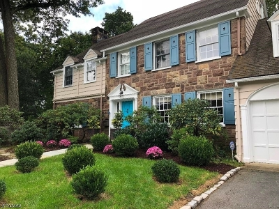 Montclair Twp. Single Family Home For Sale: 154 Inwood Ave