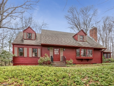 Chatham Twp. Single Family Home For Sale: 73 Linden Ln