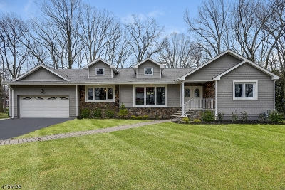 Clark Twp. Single Family Home For Sale: 38 Fairview Rd
