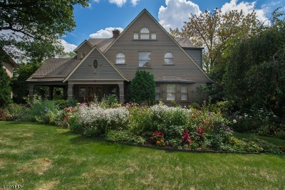 Montclair Twp. Single Family Home For Sale: 267 Midland Ave