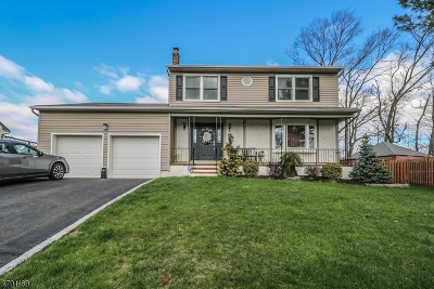 Rahway City Single Family Home For Sale: 468 Stalevicz Ln