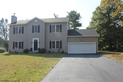 Peapack Gladstone Boro Single Family Home For Sale: 16 Valley View Ave