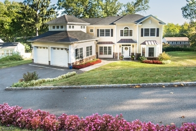 Chatham Twp. Single Family Home For Sale: 16 Club Rd