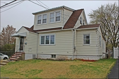 Roselle Park Boro Single Family Home For Sale: 511 Seaton Ave