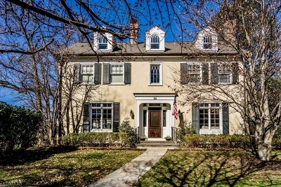Union County Single Family Home For Sale: 86 Hobart Ave