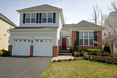 South Brunswick Twp. Single Family Home For Sale: 143 Andover Dr
