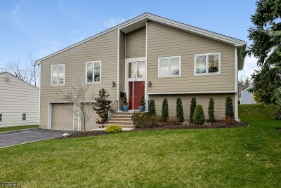 West Orange Twp. Single Family Home For Sale: 26 Glenview Dr