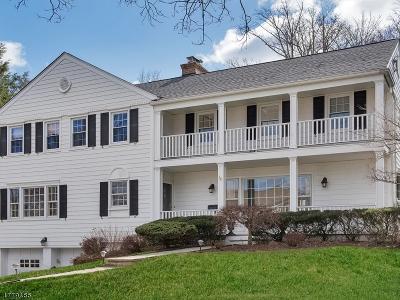 Millburn Twp. Single Family Home For Sale: 42 Spenser Dr