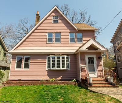 Maplewood Twp. Single Family Home For Sale: 13 Broadview Ave