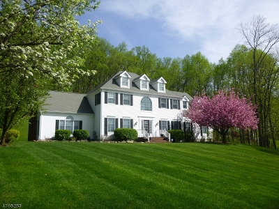 Union Twp. Single Family Home For Sale: 12 White Oak Dr