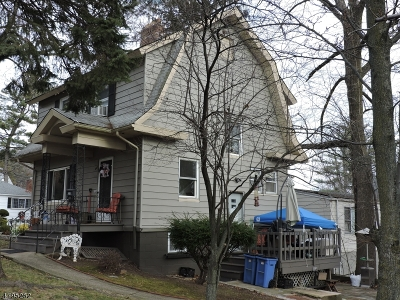 West Orange Twp. Single Family Home For Sale
