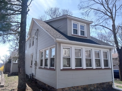 Boonton Town Single Family Home For Sale: 527 William St