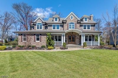 Millburn Twp. Single Family Home For Sale: 22 Wordsworth Rd