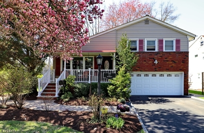 Cranford Twp. Single Family Home For Sale: 77 Spruce St