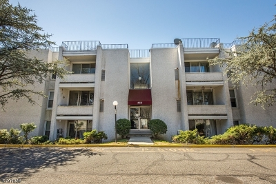 Nutley Twp. Condo/Townhouse For Sale: 456d River Rd